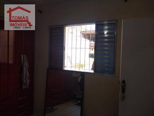 casa térrea ,com 2 quarto e cozinha em baixo - ca0793