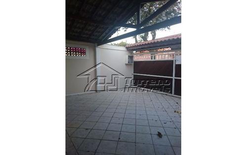 casa térrea com 3 dormitórios próxima ao próvisão no bosque dos eucaliptos