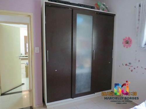 casa térrea com 3 quartos - 602216-v
