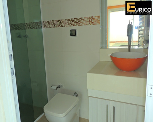 casa térrea com 3 suítes com closet, via castelli louveira - ca01481 - 33826583