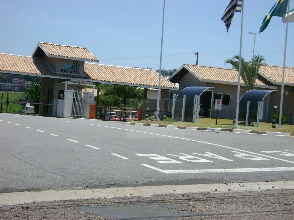 casa térrea com 3 suítes - condomínio recanto dos paturis - ca4323