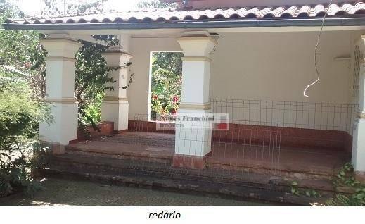 casa térrea com 300 m² no tucuruvi - ca0457
