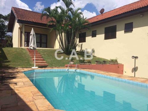 casa terrea com 4 suites residencial 11 alphaville - 9455