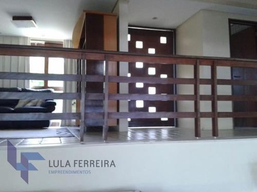 casa térrea com 5 quartos - lf802-v