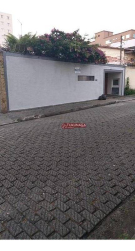 casa térrea com 500m na vila milton - ca0502