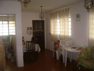 casa terrea com edicula -  bal. paranapuãn - ref: 906