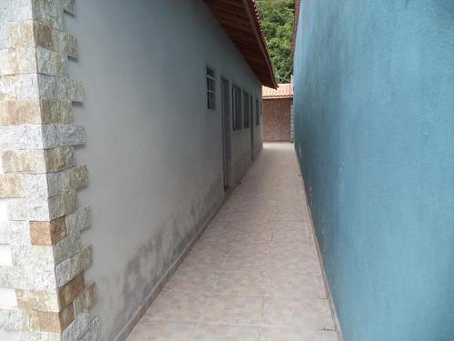casa térrea com exclusividade no balneario itaóca. ref. 892