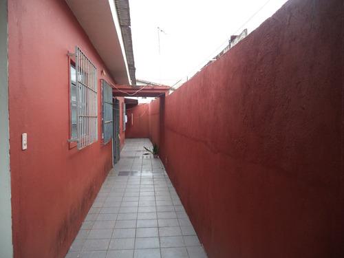 casa térrea com ótima localização no baln. itaoca. ref. 910