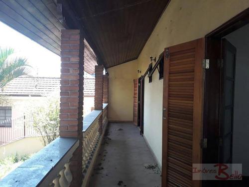 casa térrea comercial - ca0866