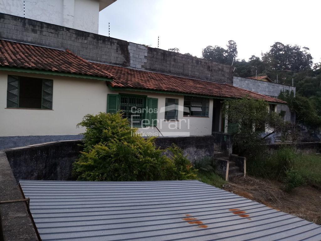 casa térrea comercial no tremembé com 920m² - cf21726