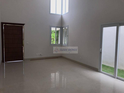 casa térrea  condomínio belvedere com moveis planejado - ca0530