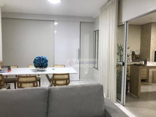 casa térrea condomínio breeze, com 3  quartos sendo 2 suítes - ca1083