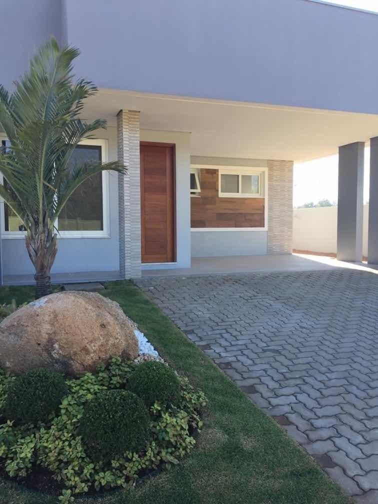 casa térrea condomínio fechado 136m2 com 3 dormitórios