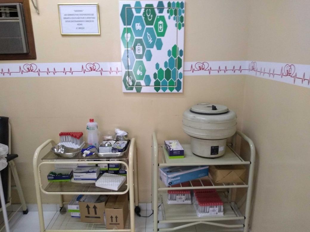 casa térrea, consultório médico