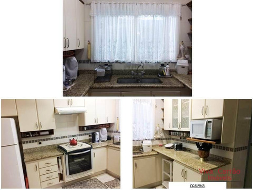 casa térrea de alto padrão no condomínio granville! - ca0854