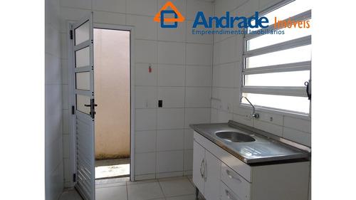 casa térrea de condomínio 2 dormitórios 2 vg garagem
