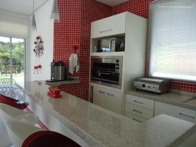 casa térrea em condomínio de alto padrão  /  ca-250