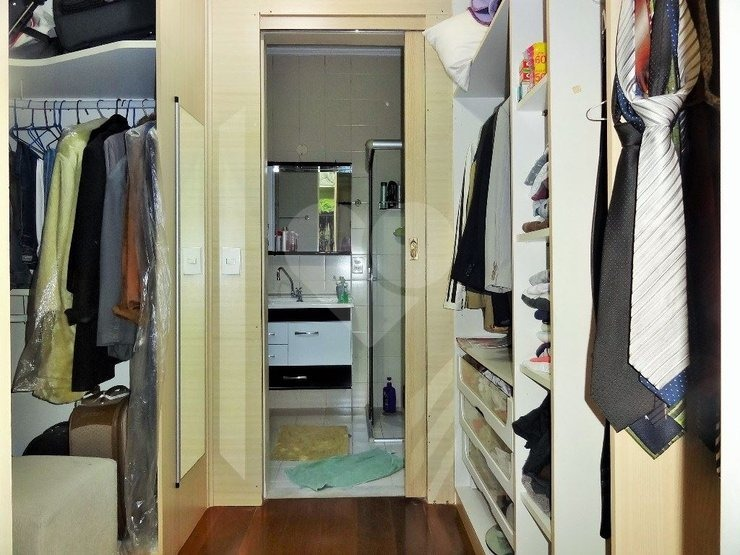 casa térrea em condomínio fechado no horto florestal. - 169-im173600