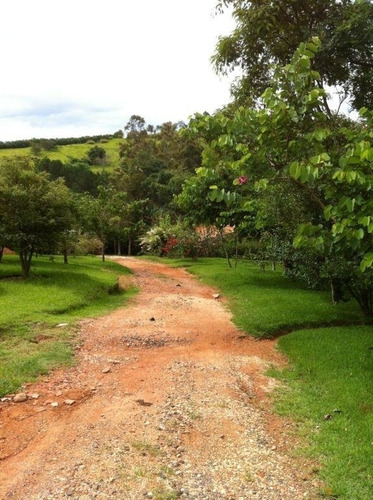casa térrea, em condomínio rural - joaquim egídio - ch0031