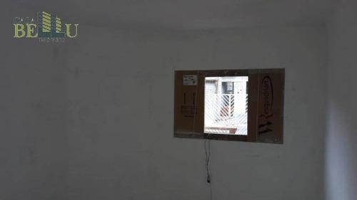casa térrea em construção - jardim alegria - ca0230