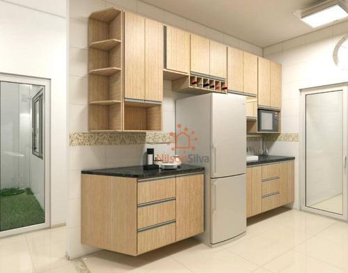 casa térrea em construção à venda - ca0004