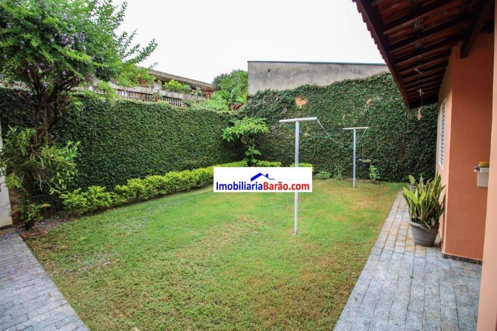 casa térrea em local privilegiado de barão geraldo - ca1542