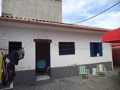 casa térrea em lote inteiro no  balneário itaóca ref. 916