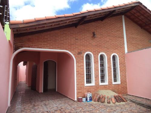 casa térrea em peruíbe. ref. 943