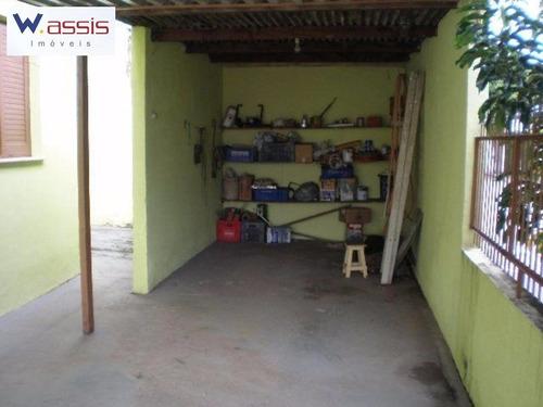 casa térrea, excelente localização na parte alta da vila progresso em jundiaí - ca00358