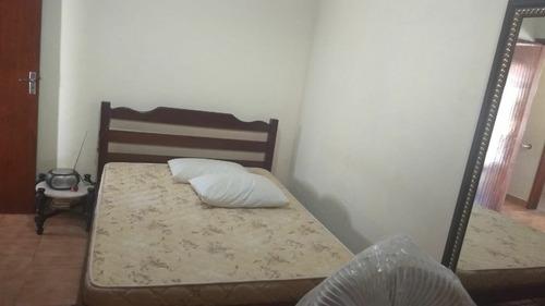 casa térrea isolada  2 dormitórios a 240 metros da pista - 3436