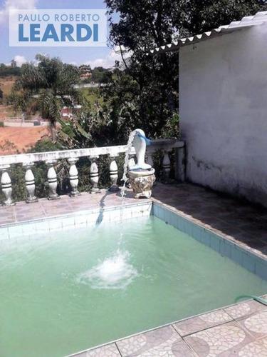 casa térrea jardim arujá - arujá - ref: 467176