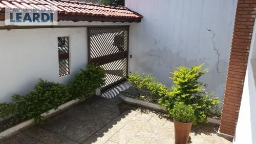 casa térrea jardim avelino - são paulo - ref: 494463