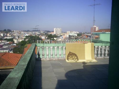 casa térrea jardim brasilândia - são bernardo do campo - ref: 502296