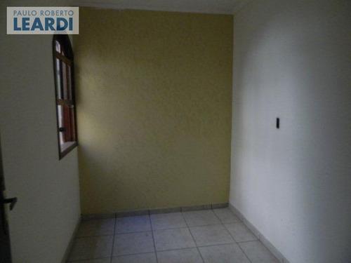 casa térrea jardim carlu - são paulo - ref: 447118