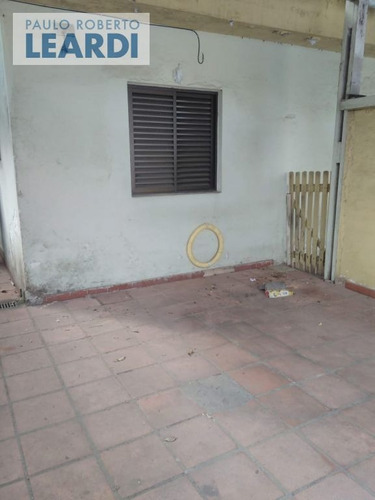 casa térrea jardim do estádio - santo andré - ref: 552632