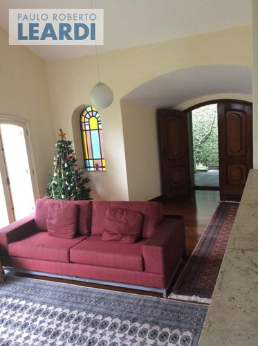 casa térrea jardim guedala  - são paulo - ref: 452838