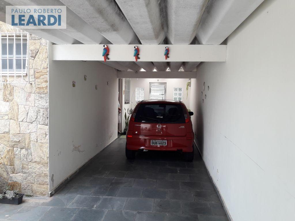 casa térrea jardim marajoara - são paulo - ref: 538368