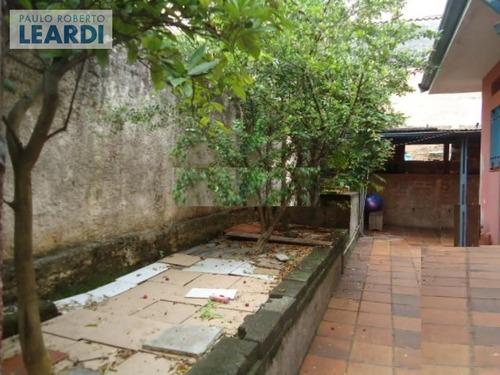 casa térrea jardim prudência - são paulo - ref: 549967