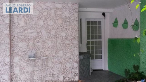 casa térrea jardim sabará - são paulo - ref: 505687