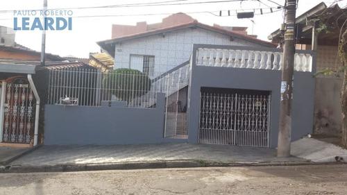 casa térrea jardim santo alberto - santo andré - ref: 552944
