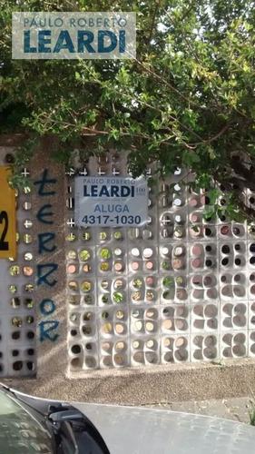 casa térrea jardim são luís - são bernardo do campo - ref: 521983
