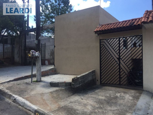 casa térrea jordanópolis - arujá - ref: 490010