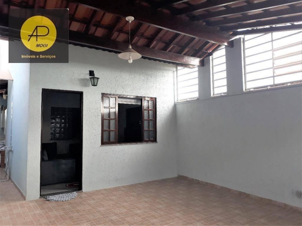 casa térrea linda com 3 dorm à venda, 173 m² - vila suissa - mogi das cruzes/sp - ca0049