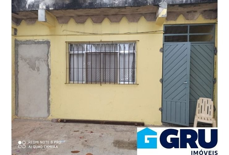 casa térrea localizada no jardim vila galvão - cat282