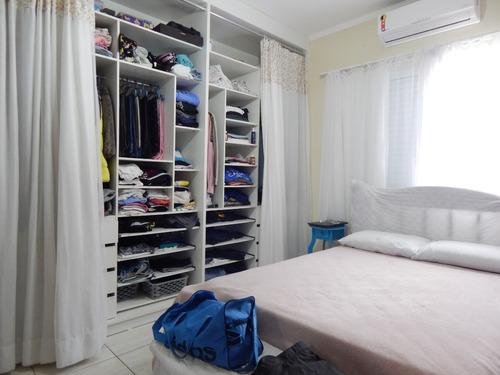 casa térrea mobiliada a 100 mt da praia a venda em peruíbe