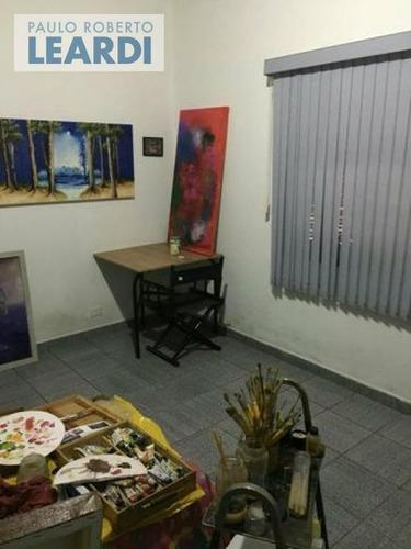 casa térrea mooca - são paulo - ref: 547514