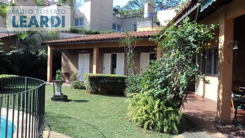 casa térrea morumbi  - são paulo - ref: 238450