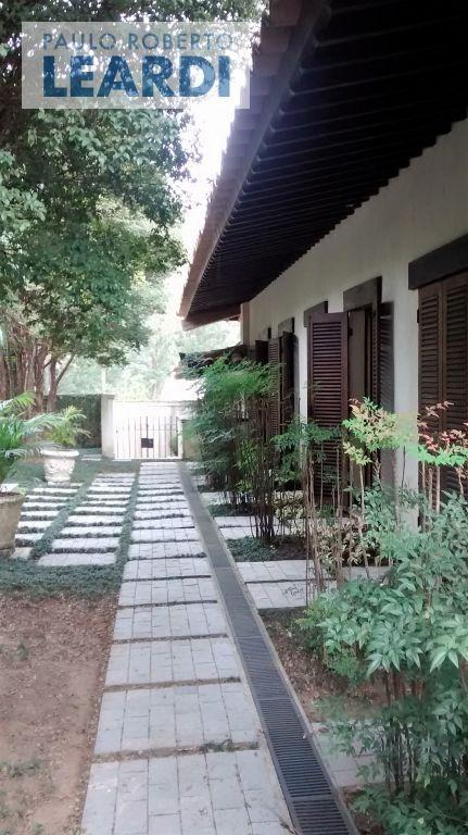 casa térrea morumbi  - são paulo - ref: 477341