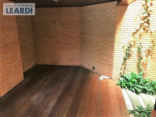 casa térrea morumbi  - são paulo - ref: 536502