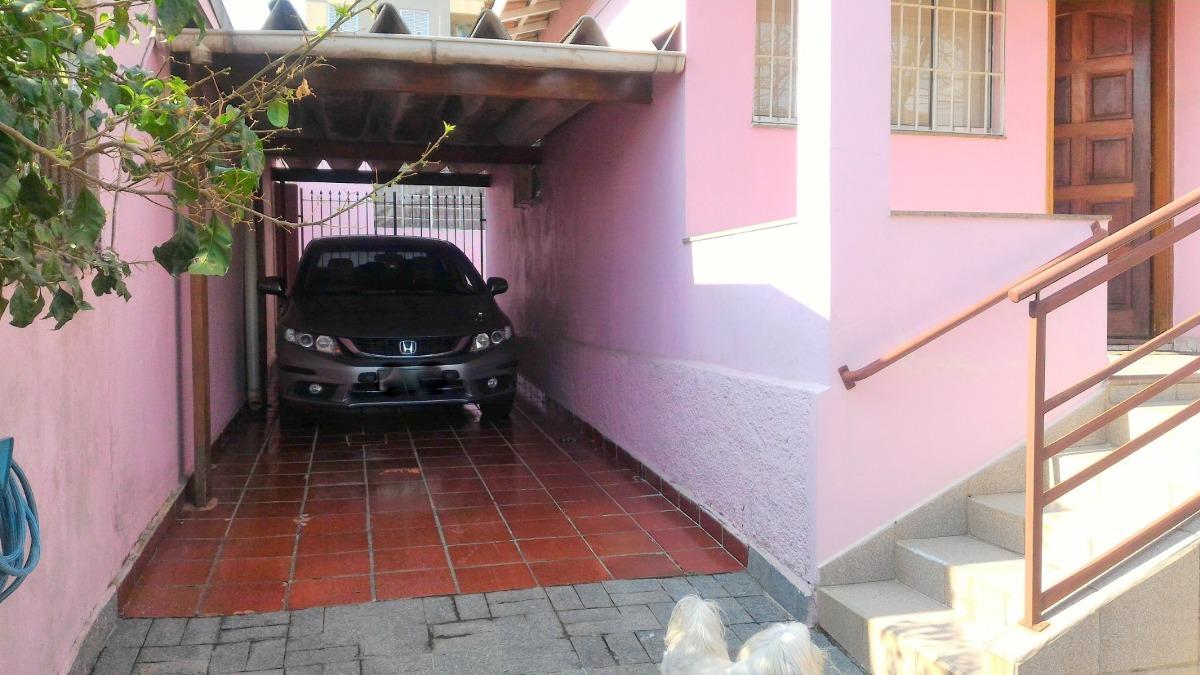 casa térrea na frente bem conservada, 2 dorms. ref 80102